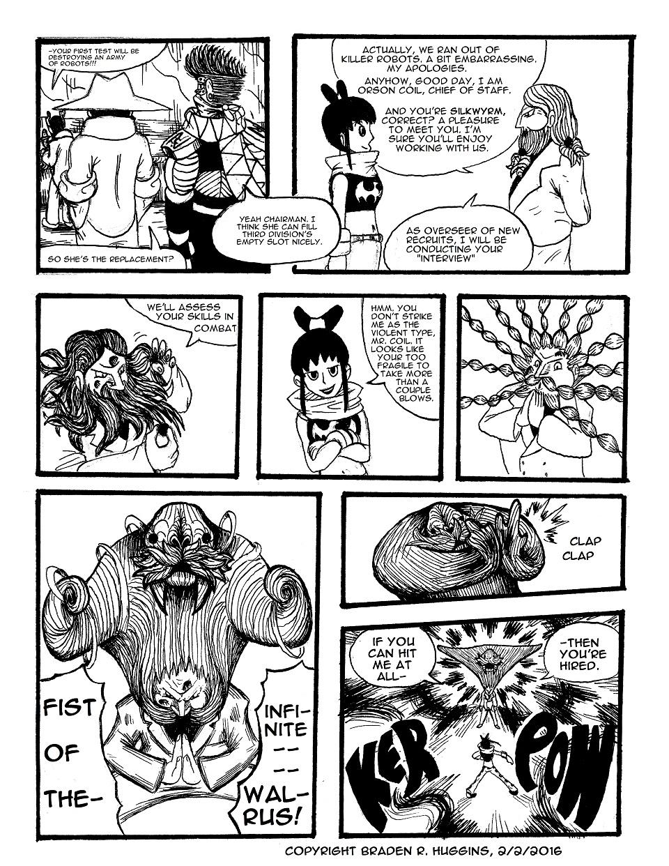 174: Orson's Martial Art