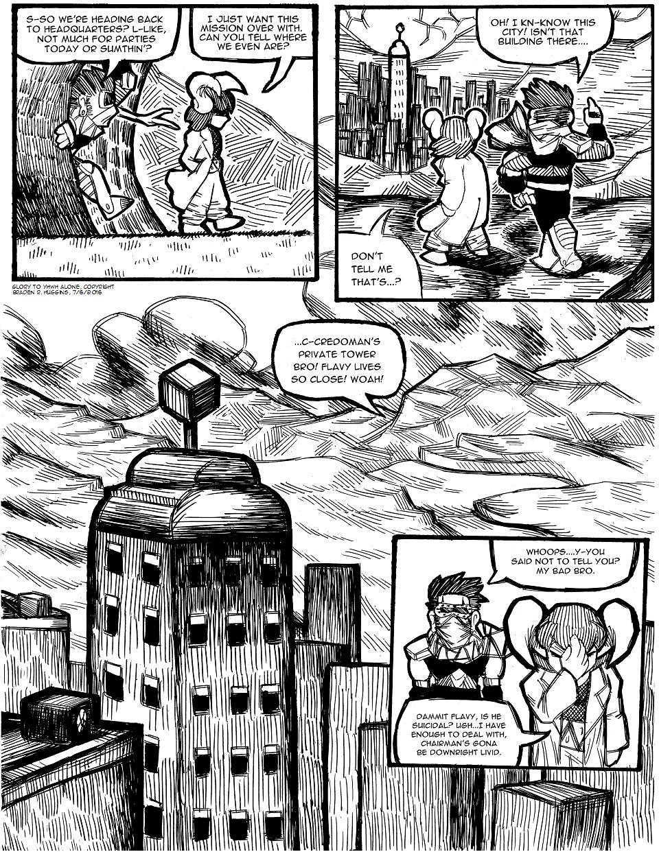 218: Credoman's Tower
