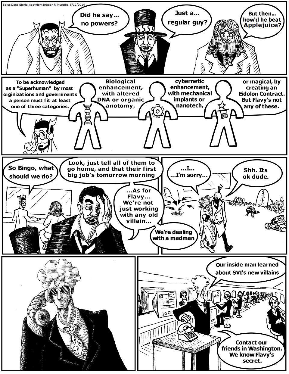 033: Superhumans
